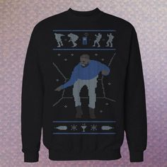The Hotline Bling craze has reached a new level with this dancing Drake sweater