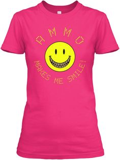 AMMO MAKES ME SMILE - This design is available in men's & women's styles in many colors. Not sold in stores. Get this limited edition design while you still can. Perfect to wear at the gun range or around town. It definitely makes a statement. Introductory low sale prices for now...but the prices go up on JULY 6. Get yours today while the price is still low!