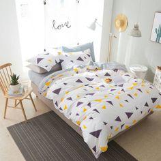 Comforters, Blanket, Bed, Modern, Home, Design, Creature Comforts, Quilts, Trendy Tree