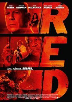 R. E. D. - Älter, härter, besser Amazon Instant Video ~ Bruce Willis,