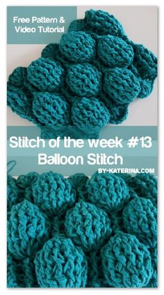 balloon stitch