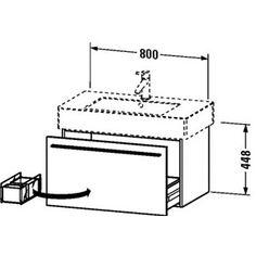 Duravit XL605201212 | National Builder Supply