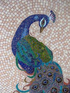 25 Amazing Mosaic Art - Decorative Art