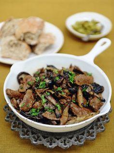 Easy beef stroganoff recipe | Jamie Oliver beef recipes