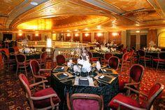 Mezzanine Lobby Reception Space