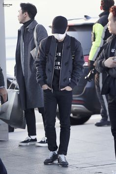 151201: EXO D.O (Do Kyungsoo) | Incheon Airport to Hongkong Airport