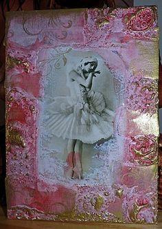 Tableau vintage n°4 By La mouette