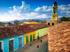 Trinidad and the nearby Valle de los Ingenios : Cuba's World Heritage Sites : TravelChannel.com
