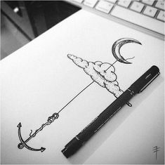 99 Insanely Smart, Easy and Cool Drawing Ideas to Pursue Now #CoolTattooEasy