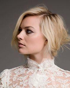 Photo taken: 2016 Person: Margot Robbie Artist: unknown Source:  Age: 25