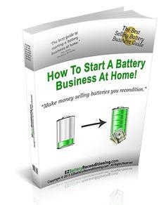 Membership Home — EZ Battery Reconditioning Members Area
