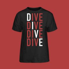 Check out our range of Scuba Diving tees & hoodies at https://divingtees.com