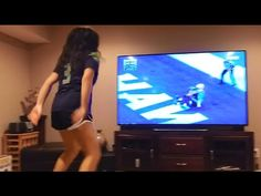 Best Fan Reactions to Seahawks' miracle win vs Packers (NFC Championship Game 2015) - YouTube