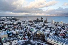 View of Reykjavík - Iceland from the Chruch by Pixie Copley on 500px
