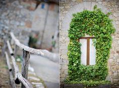 Window in Tuscany