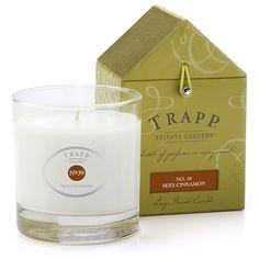 Not your Grandma's cinnamon: Trapp Sexy Cinnamon #39 Candle