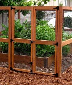deer proof garden 2 - Deer Proof Vegetable Garden Ideas