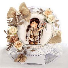 Gina's Cards: Magnolia 'Tilda with Little Pocket'