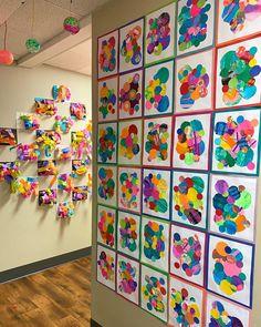 Art School, School Ideas, Spring Activities, Winter Art, Kandinsky, Paper Flowers, Repeat, Art For Kids, Art Projects