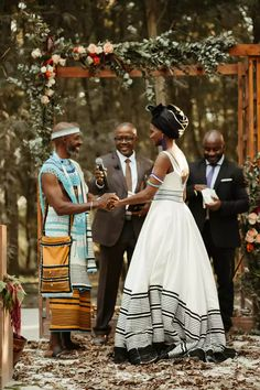 Xhosa Attire, Woodland Wedding Venues, Wooden Wedding Signs, Event Company, Love Photos, First Dance, Best Photographers, Traditional Wedding, Celebrity Weddings