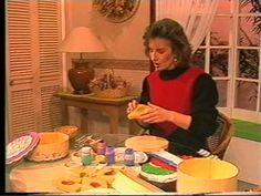 ▶ Cajas estampadas con blondas 1989 - YouTube
