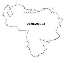 Las 38 Mejores Imágenes De Venezuela Para Colorear En 2019
