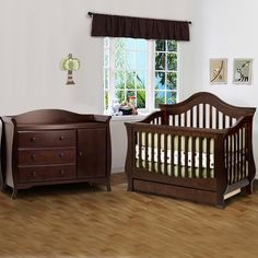 Million Dollar Baby 2 Piece Nursery Set