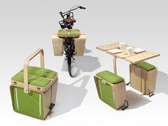 Springtime: el picnic ciclista perfecto