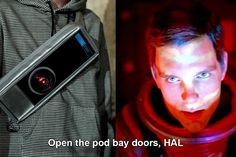 Undercover turns HAL from Space Odyssey into a hype bumbag