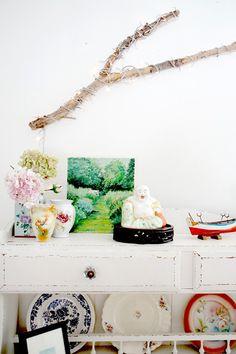 studio spaces: nest pretty things / sfgirlbybay