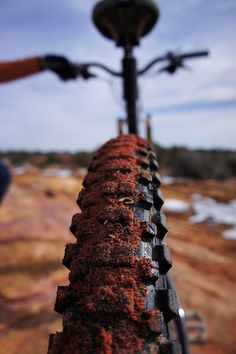 Mountain bike in the red dirt. http://www.sma-summers.com/camp-activites/land-adventure-activities/mountain-biking/