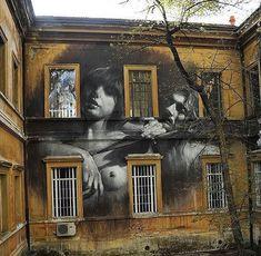 Gómez.Arte de la calle. Roma
