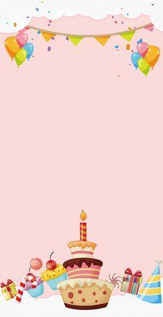 Birthday Invitation Background, Happy Birthday Invitation Card, Happy Birthday Frame, Happy Birthday Posters, Happy Birthday Wallpaper, Birthday Frames, Happy Birthday Greeting Card, Happy Birthday Balloons, Birthday Banners