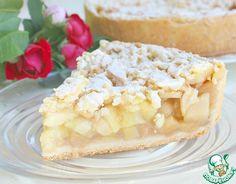 Австралийский яблочный пирог ингредиенты
