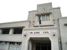 king george V university hong kong