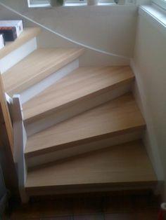 Er det noen som har pusset opp trappen? - Foreldreportalen