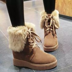fbacae004bd 57 Winter Boots for a Warm and Cozy Style in the Chilling Season