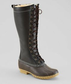 My super stylish pal Zeile had these on earlier and now I'm majorly coveting them. Warm! High! Classic!