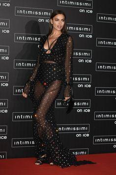 Newly Pregnant Supermodel Irina Shayk Is Always Chic on the Red Carpet Photos   W Magazine