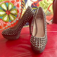 Hot And Party Ready Vince Camuto Heels