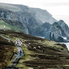 Adventure tourism in Donegal Ir