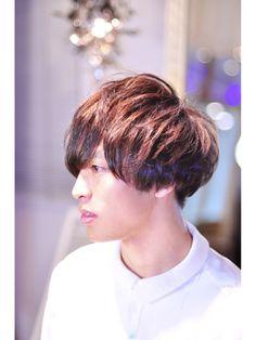 ヘアサロン ケッテ(hair salon kette)モード◇無造作マッシュ