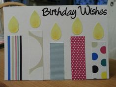 Image result for home made cards