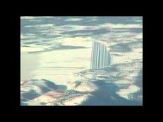 strange structure in mountains filmed from plane going from Portland to Las Vegas. Can someone PLEASE tell me...WHAT THE HELL IS IT!? A top secret military base? An underground bunker? A U.F.O. landing strip? Natural phenomena? Rebel base on Hoth? OK, to try and answer some of the questions in the comments...This was filmed in 2004 and as far as...