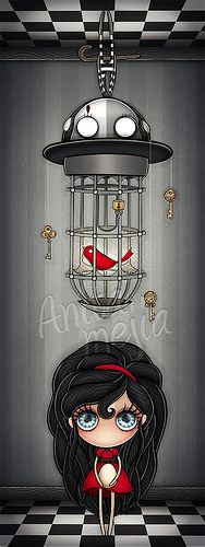 Utopía by Anita Mejia
