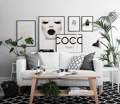 Black, poster