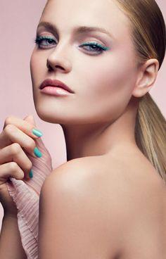 Dior MakeUp. Summer Look Croisette. Discover more on www.dior-backstage-makeup.com