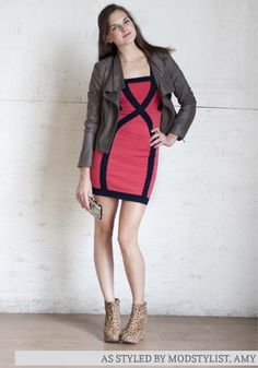 Front Page Photo Jacket, #ModCloth $89.99
