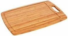 """Healthsmart 18"""" Bamboo Cutting Board SKU-PAS703955 by Healthsmart. $40.95. Please refer to the title for the exact description of the item. 100% SATISFACTION GUARANTEED. Allof theproductsshowcased throughoutare100%OriginalBrand Names.. Healthsmart 18"""" Bamboo Cutting Board. Features mineral oil finish. Bamboo is the sustainable """"green"""" durable wood product. Measures 18-1/8"""" x 12-1/2"""" x 1/2"""". Limited one year warranty."""