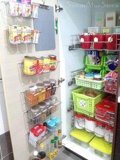 Susunatur Ruang Pantry Consumable Items Bhgn3 Reveal Time Susun Atur